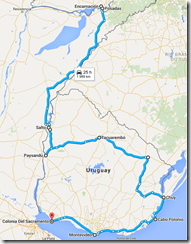 map uruguay
