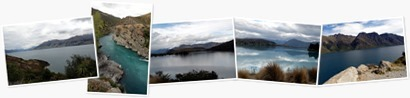 NZ Région des lacs