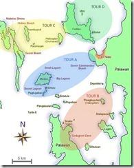 el-nido-tour-map